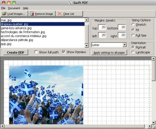 Le logiciel Swift PDF