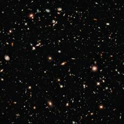 Des galaxies jamais vues