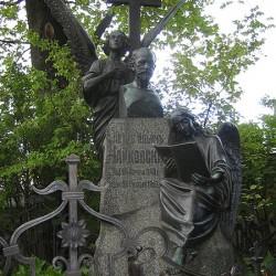 Tombe de Tchaikovsky