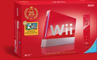Emballage de la Wii rouge