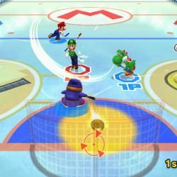Mario Sports Mix Hockey