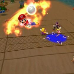 Mario Sports Mix Volleyball