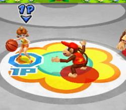 Daisy dans Mario Sports Mix