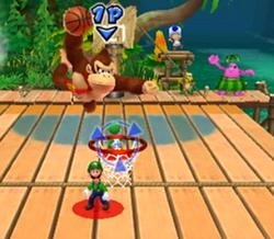 Donkey Kong dans Mario Sports Mix
