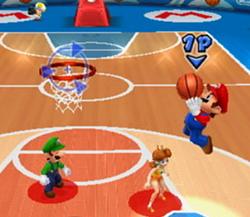 Mario dans Mario Sports Mix