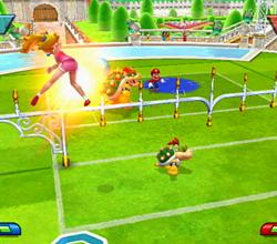 Peach dans Mario Sports Mix