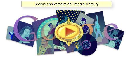 Logo de Freddie Mercury