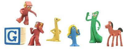 Logo de Art Clokey