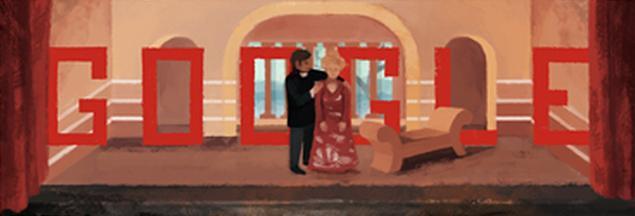 3e tableau Doodle film Francois Truffaut