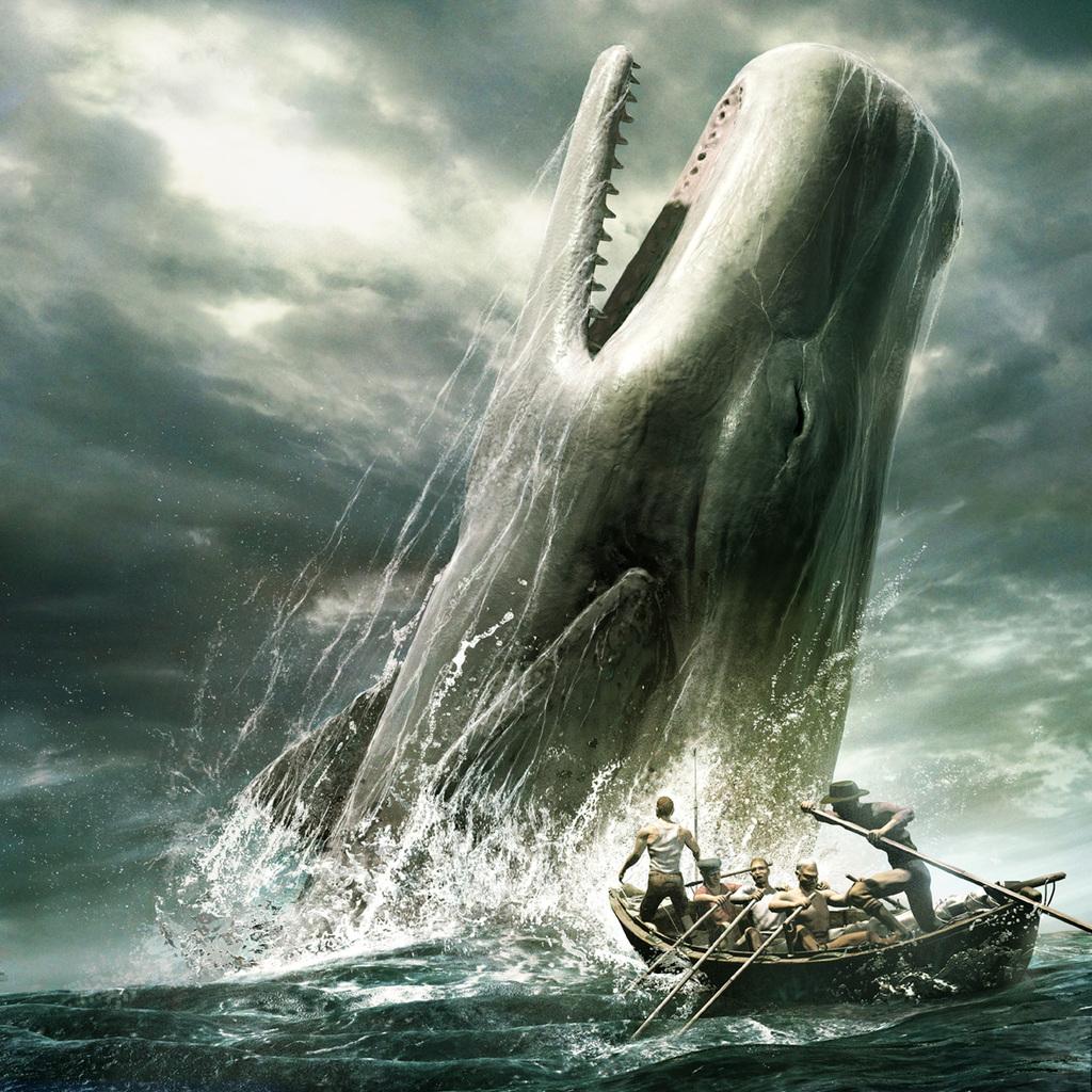Herman Melville: Google souligne les 161 ans de Moby Dick d'Herman Melville