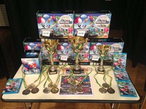 Jeux de Mario Kart: Florent Lecoanet champion du monde pour la 5ème fois