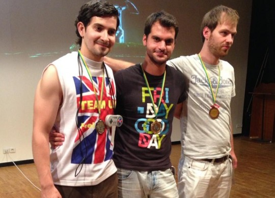 Les gagnants du Super Mario Kart Championships