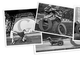 Robert Doisneau: le photographe célébré par Google