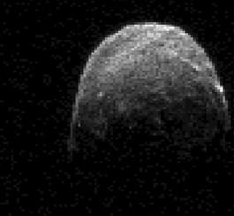 L'astéroïde 2005 YU55 frôlera la Terre dans quelques minutes