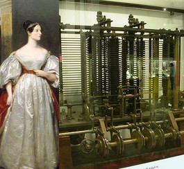 "Ada Lovelace: Google honore Ada Lovelace, la ""première programmeuse du monde"""