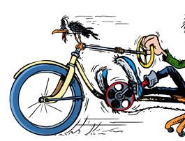 Gaston Lagaffe : un doodle de Google pour ses 57 ans