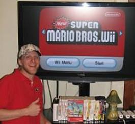 Nouveau record de points sur New Super Mario Bros Wii