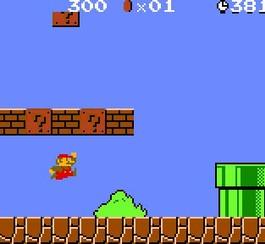 Jouez les partitions de vos jeux de Mario Bros!