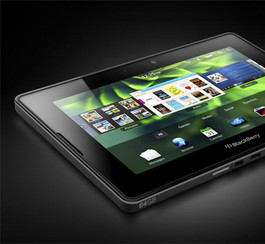 Après la TouchPad, au tour de la PlayBook de RIM d'être en rabais