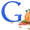 Action de grâce, thanksgiving: un logo Google pour souligner l'événement