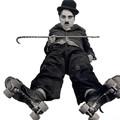 Charlie Chaplin a son propre logo Google!