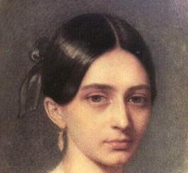 Clara Schumann: logo du jour pour la pianiste Clara Schumann