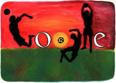 Coupe du Monde (FIFA World Cup) 2010: Google est de la partie!