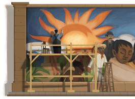 Diego Rivera: logo Google de Diego Rivera