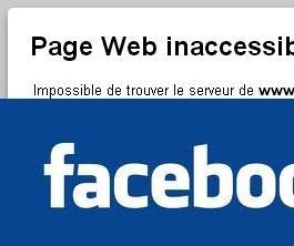 Facebook en panne: ça ne marche plus? Hors ligne?