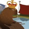 Fête du Canada: un castor couronné pour la fête monarchique du Canada!