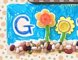 Fête des mères: logo Google pour la Fête des mères