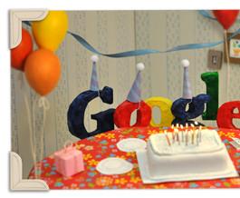 13 ans de doodles avec Google