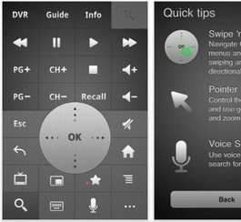 L'application Google TV Remote maintenant sur iPhone