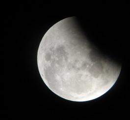 Éclipse de lune: éclipse lunaire du 15 juin 2011