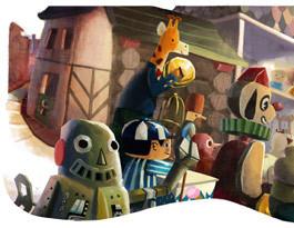 Joyeuses fêtes : sur la piste du Père Noël avec Google!