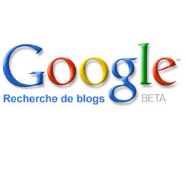 Référencer un blogue dans Google Blog Search