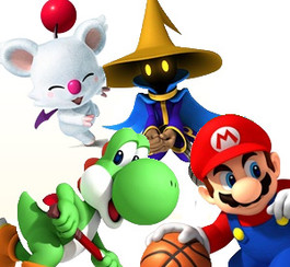 Jeux de Mario: Mario Sports Mix accueille Final Fantasy!
