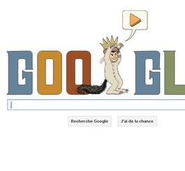 Maurice Sendak : un Doodle pour souligner son 85̬me anniversaire Рvid̩o