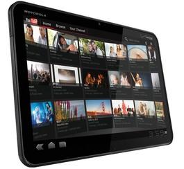 Xoom, une alternative au iPad 2?