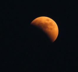Éclipse lunaire du 15 juin: l'éclipse de lune en chiffres et images