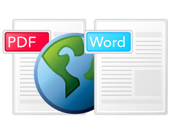 Comment convertir des .PDF complexes en format Word .DOC ?