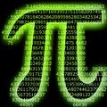 Google fête la Journée de Pi (π) avec un logo de son cru
