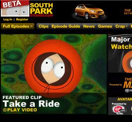 Tous les vidéos de South Park disponibles en français et en anglais!