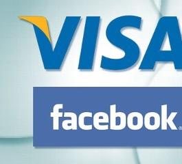 Visa offre 125$ de publicité gratuite sur FaceBook!