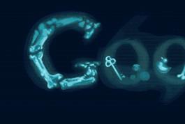 Rayons X : Google célèbre le 115ème anniversaire de leur découverte